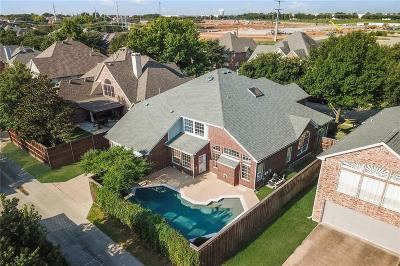 Coppell Single Family Home For Sale: 220 Bricknell Lane