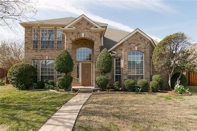 Lewisville Single Family Home For Sale: 1192 Pleasant Oaks Drive