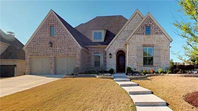 Prosper Single Family Home For Sale: 2990 Creekwood Lane