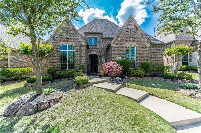 Allen Single Family Home For Sale: 2353 Palazzo Lane
