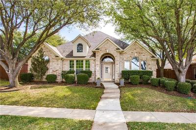 Flower Mound Single Family Home Active Option Contract: 1804 Shadywood Lane