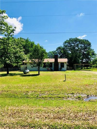 Ben Wheeler Single Family Home Active Option Contract: 11267 Fm 773 Highway