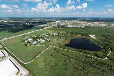 Denton Commercial Lots & Land For Sale: 00 W University Drive