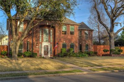 Rowlett Single Family Home For Sale: 7514 Westhaven Drive