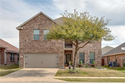 Prosper Single Family Home For Sale: 5490 Crestwood Drive