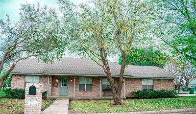 Hamilton TX Single Family Home Active Contingent: $180,000