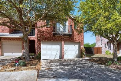 McKinney Townhouse For Sale: 500 Mozart Way