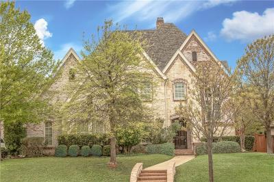 Colleyville Single Family Home For Sale: 6624 Whittier Lane