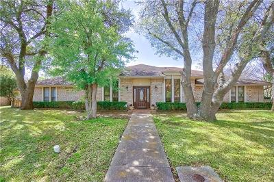 Desoto Single Family Home For Sale: 1345 Winding Brook Drive