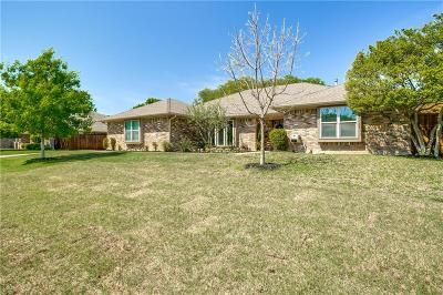 Coppell Single Family Home Active Option Contract: 126 Meadowcreek Road