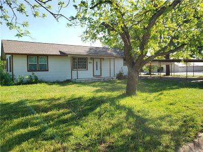 Bangs TX Single Family Home For Sale: $106,000