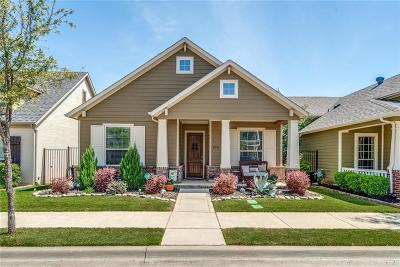 North Richland Hills Single Family Home Active Option Contract: 6120 Pleasant Dream Street