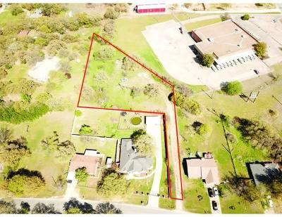 Azle Residential Lots & Land For Sale: 800 Red Bud Drive