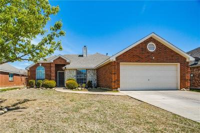 Saginaw Single Family Home Active Option Contract: 948 Sherry Lane