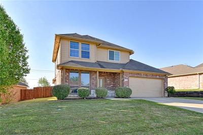 Mansfield Single Family Home For Sale: 1215 Remington Ranch Road