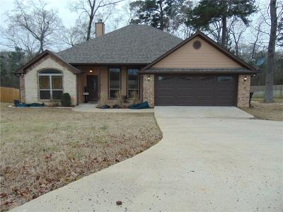 Tyler Single Family Home Active Contingent: 13583 Country
