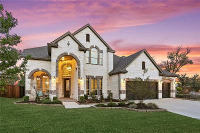 McKinney Single Family Home For Sale: 7804 San Jacinto Trail