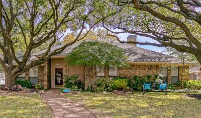 Richardson Single Family Home For Sale: 2504 Valley Forge