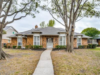 Plano Single Family Home For Sale: 3628 Cross Bend Road