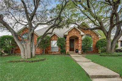 Fort Worth Single Family Home Active Option Contract: 7605 Ramble Wood Trail