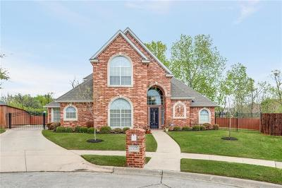 North Richland Hills Single Family Home Active Option Contract: 5572 Greenview Court