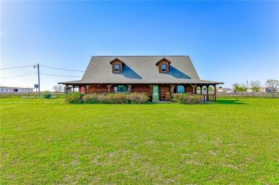 Kaufman Single Family Home For Sale: 1776 County Road 107a