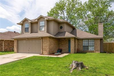 Flower Mound Single Family Home Active Option Contract: 1063 Colony Street
