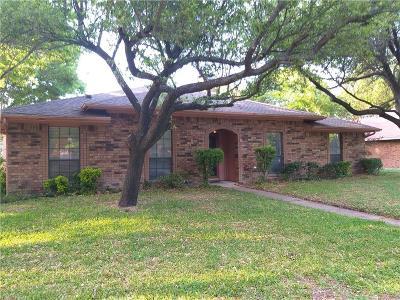 Rowlett Single Family Home For Sale: 3705 Andrea Lane