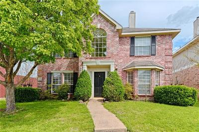Mckinney Single Family Home For Sale: 4918 Silverweed Drive