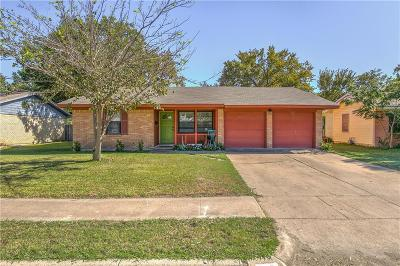 Burleson Single Family Home Active Option Contract: 205 Murphy Road