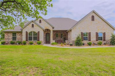 Weatherford Single Family Home For Sale: 147 Silver Saddle Circle
