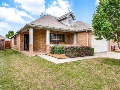 Grand Prairie Single Family Home Active Option Contract: 2811 Grandview Drive