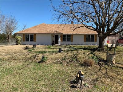 Weatherford Single Family Home Active Contingent: 205 Rambling Loop