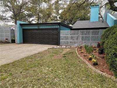 Denton Townhouse For Sale: 2701 N Bell Avenue