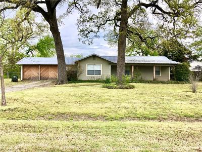Mabank Single Family Home For Sale: 518 W Market Street