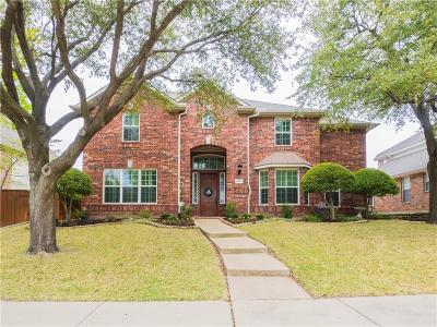 Richardson Single Family Home Active Contingent: 4413 Courtney Lane