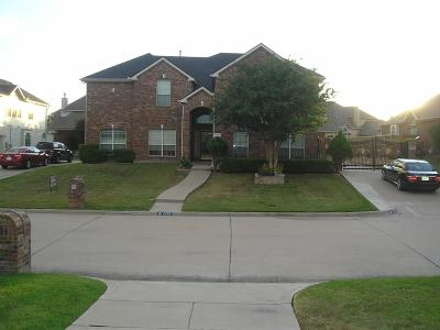 Mansfield Single Family Home For Sale: 2707 Saint Maria Drive