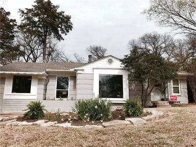 Single Family Home For Sale: 982 Peavy Road