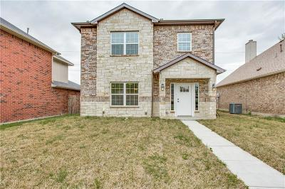 Mesquite Single Family Home For Sale: 1519 Forest Creek Circle