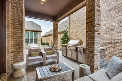 Southlake Single Family Home Active Option Contract: 416 Palladian Boulevard