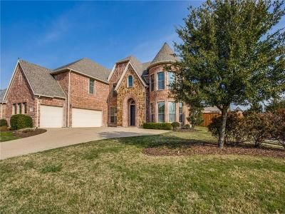 Frisco Single Family Home For Sale: 4570 The Landings Court