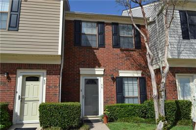 Coppell Condo For Sale: 228 Samuel Boulevard #6