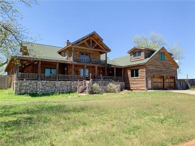 Archer County, Baylor County, Clay County, Jack County, Throckmorton County, Wichita County, Wise County Single Family Home For Sale: 3702 Us Highway 82 W
