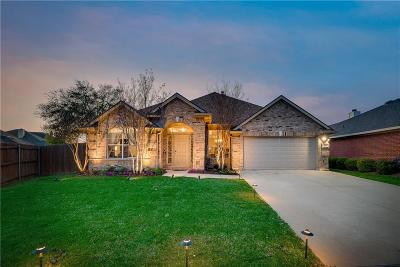 Denton Single Family Home For Sale: 9816 Havenway Drive