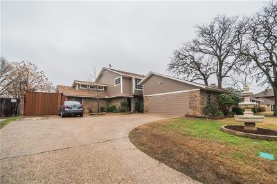 Hickory Creek Single Family Home For Sale: 18 Oak Circle