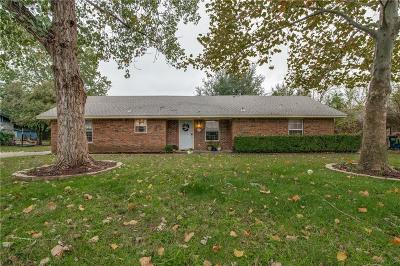 Anna Single Family Home For Sale: 319 W Fern Street