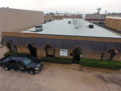 Carrollton Commercial For Sale: 3320 Wiley Post Road