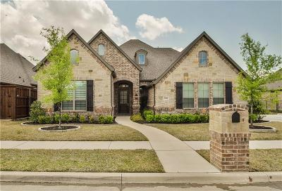 North Richland Hills Single Family Home Active Contingent: 9108 Northampton Drive