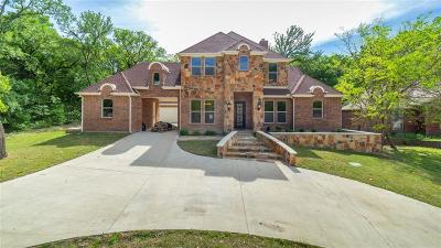 Cedar Hill Single Family Home For Sale: 2402 Valley View Drive