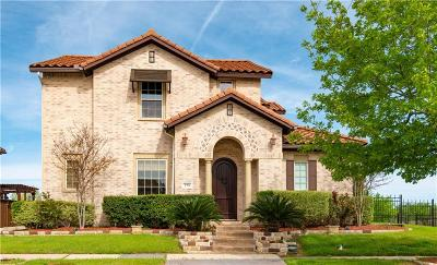 Irving Single Family Home Active Option Contract: 775 Laguna